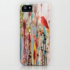 la vie comme un passage Slim Case iPhone (5, 5s)