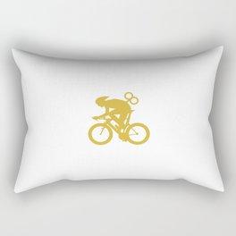 Time trial Rectangular Pillow