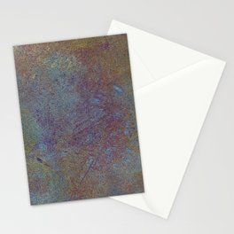 Abstract No. 611 Stationery Cards