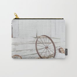 Dreamy Wagon Wheel Carry-All Pouch