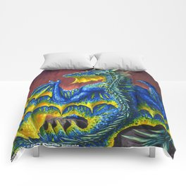 Horned Dragon Comforters