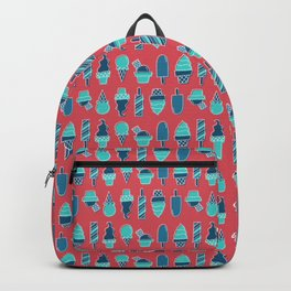 Ice cream 3 Backpack
