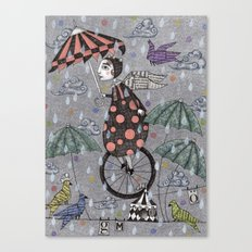 Rainbirds Canvas Print