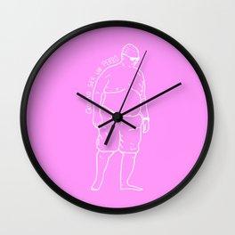 Quiero ser un Perro Wall Clock