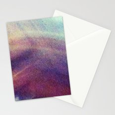 Center of the Earth Stationery Cards