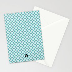 U1: just dots Stationery Cards