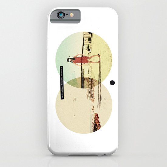 You Look Great When I'm (...) Fucked Up   Collage iPhone & iPod Case