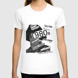 Misanthrope 80's Shirt T-shirt