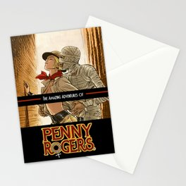 Penny Rogers and the Mummy Stationery Cards