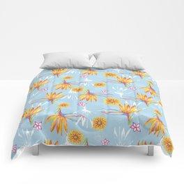 Sketchbook Paradise Comforters