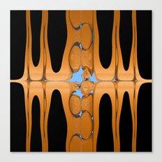 copper Canvas Print