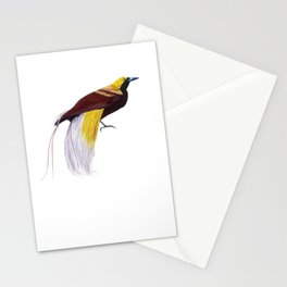BIRD FROM PARADISE  Stationery Cards