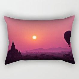Heaven Sunset Rectangular Pillow