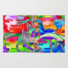 Pop Picasso Rug