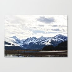 Beautiful Alaska Canvas Print