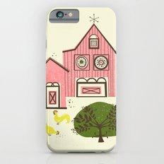 Farm House Pink Slim Case iPhone 6