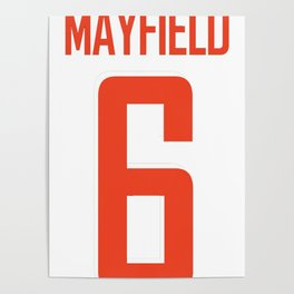 Mayfield 6 Poster