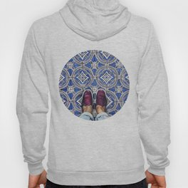 Art Beneath Our Feet - Ancona, Italy Hoody