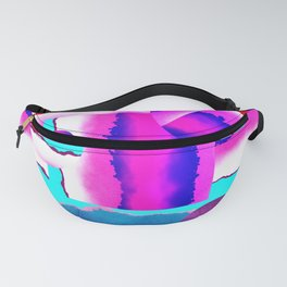 Breaking The Rules (Geometric) Fanny Pack