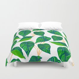 House Plant #society6 #decor #buyart Duvet Cover