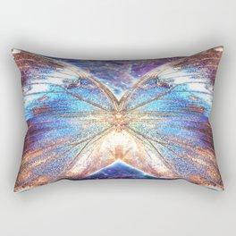 Cosmic Chrysalis Rectangular Pillow