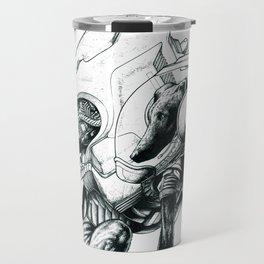Jetpack Dog | Mona Travel Mug