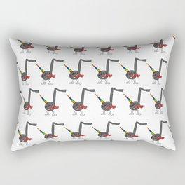 MusicNote-I-Corn Rectangular Pillow