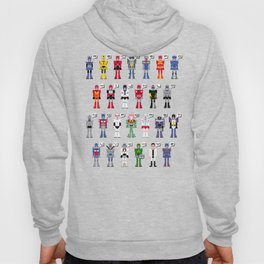 Transformers Alphabet Hoody