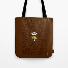 The F Situation Tote Bag