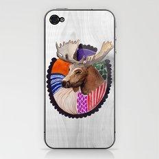 The Wild / Nr. 2 iPhone & iPod Skin