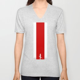 The Effect (FemShep - Clean) Unisex V-Neck