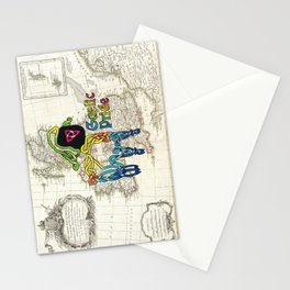 Gaelic Pride Lamb Knot Stationery Cards