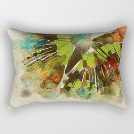 Butterfly Flight Rectangular Pillow