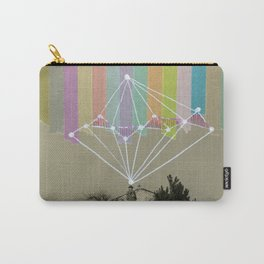 Lost Communication Carry-All Pouch