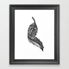 Feather 3 Framed Art Print