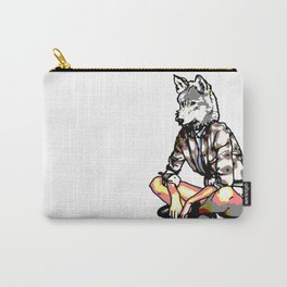 wolf like me Carry-All Pouch
