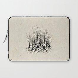 Pyramidal Neuron Forest Laptop Sleeve