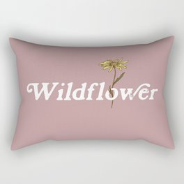 Wildflower Rectangular Pillow