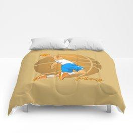 Basketball Player Comforters