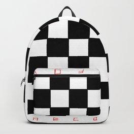 chessboard 2 Backpack