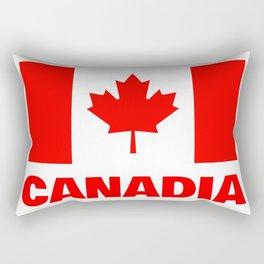 Canadia - Canadan Flag Rectangular Pillow