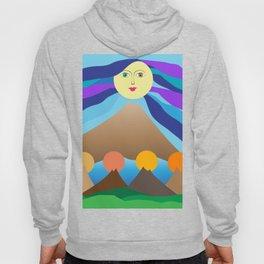 Mother mountain Hoody