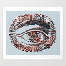 giucas casella Art Print
