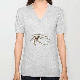 Eye Of Ra Unisex V-Neck