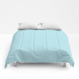 Pastel Blue Comforters