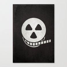 Horror Film Canvas Print