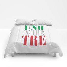 UNO DUE TRE Comforters
