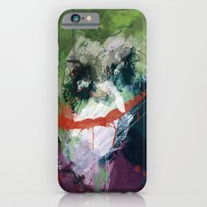A Joker painting Slim Case iPhone 6