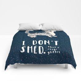 Corgi Glitter - Cardigan Welsh Corgi Comforters