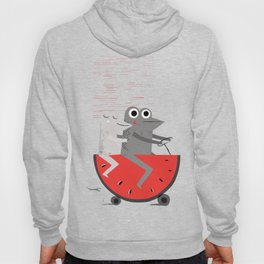 Fun with frogs Hoody